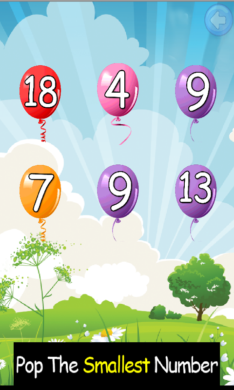 Kids Maths - screenshot