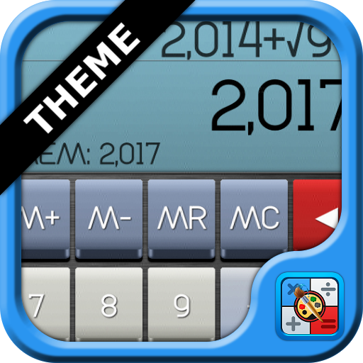 SCalc theme Clean Aplicaciones (apk) descarga gratuita para Android/PC/Windows
