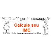 Cálculo IMC - massa corporal