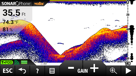 SonarPhone by Vexilar- screenshot thumbnail