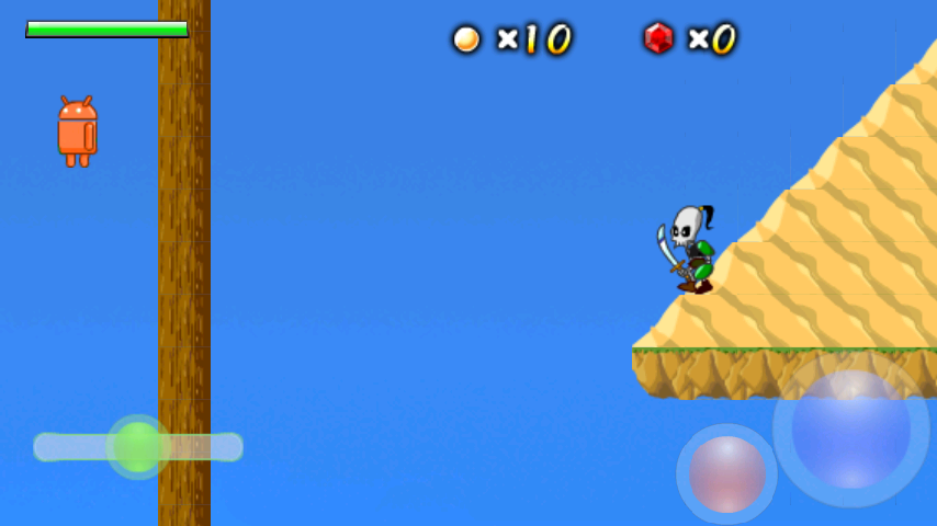Adventure Island- screenshot