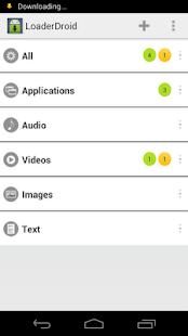 Loader Droid Pro License Key: miniatura de captura de pantalla