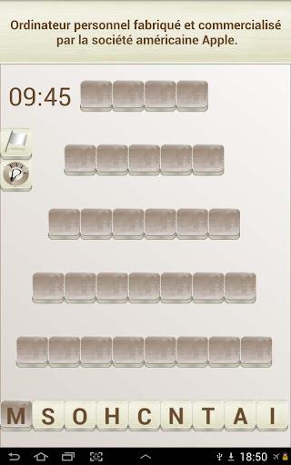 Jeu de Mots en Franu00e7ais 1.17 screenshots 7