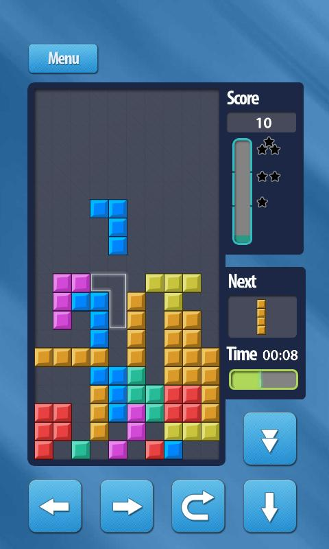 GAME][FREE]Color Brick - Tetris Classic - Android Forums at