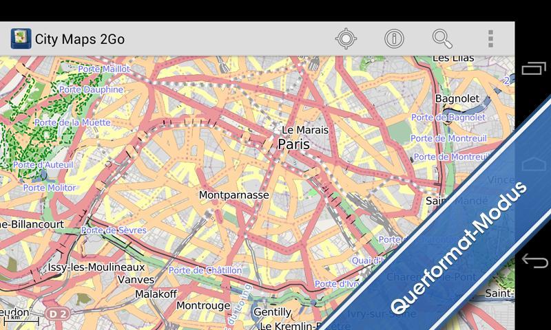 City Maps 2go Offline Karten