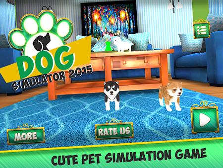 Dog Simulator 2015 1.1 screenshot 70035