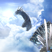 Blue Dragon Bluesky