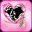 Pink Heart Frames logo