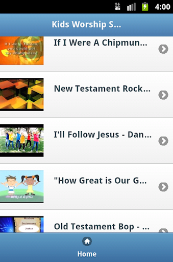 Worship Kids Songs