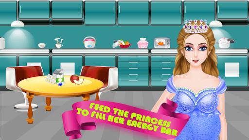 Princess Give Birth
