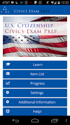 US Citizenship - Civics Exam