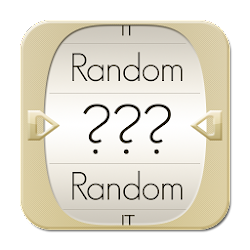 Random It! (Decision Maker)