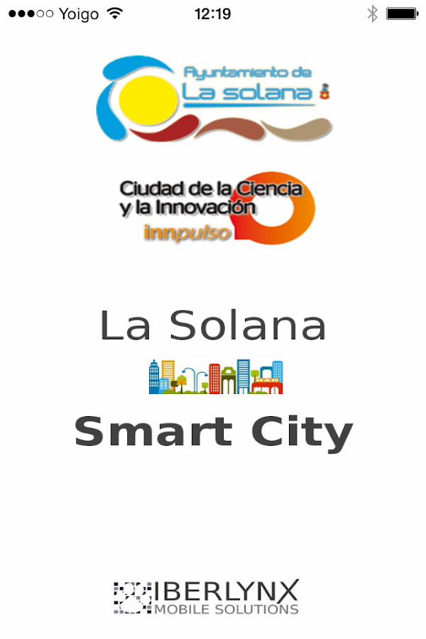 La Solana Smart City- screenshot