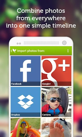 android Lifecake Screenshot 1