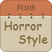 Horror Font Style Free