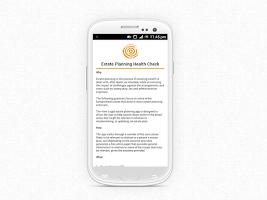 Screenshot of View Legal Estate Planning