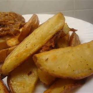 Simple Oven Fries.