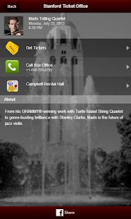 Stanford Ticket Office - screenshot thumbnail