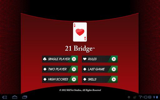21 Bridge