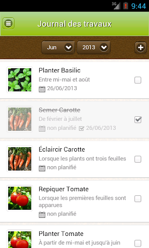 L'Arrosoir: jardin potager