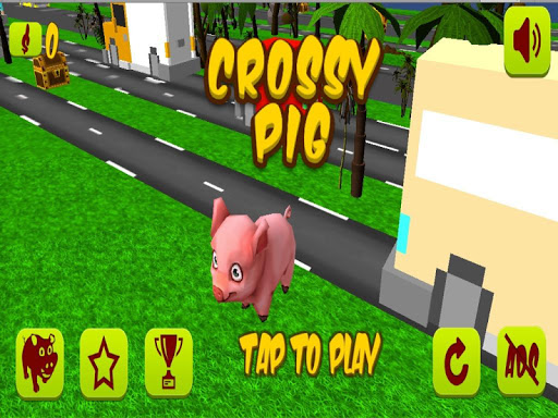 Crossy Pigs Game