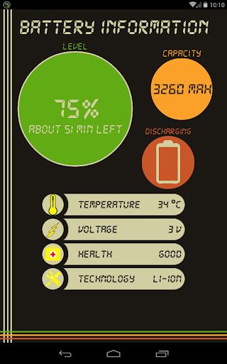 Battery Infomation