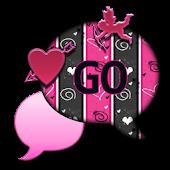 GO SMS THEME/ValentinesDay4U5