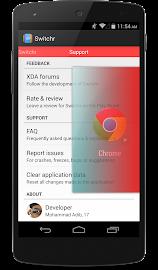 Switchr - App Switcher Screenshot 8