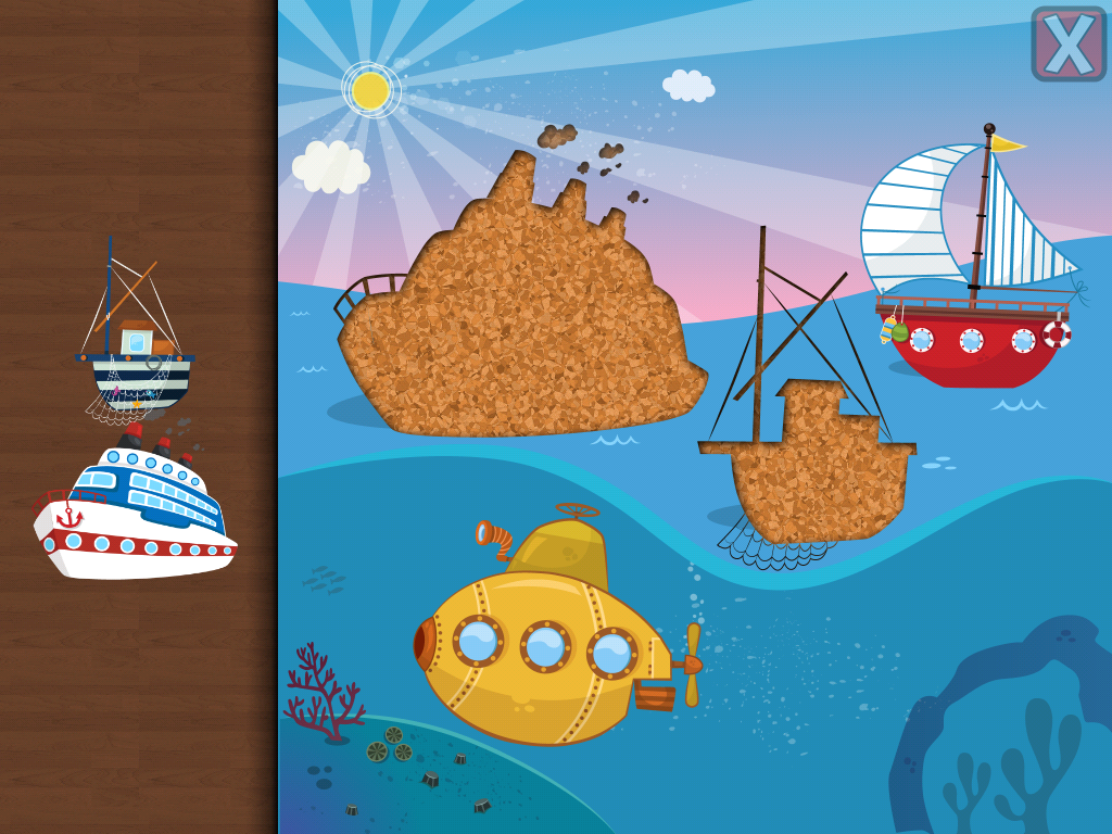 trains jigsaw puzzles for kids android apps on google play