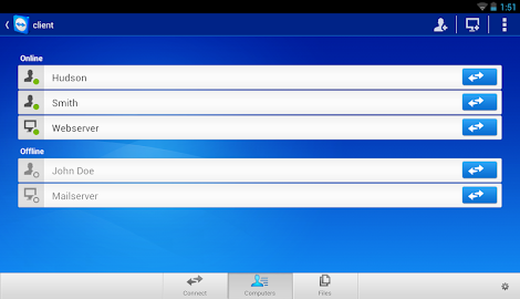TeamViewer for Remote Control Screenshot 18