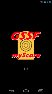 GSSF myScore - screenshot thumbnail