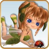 GO-Launcher: Pixie Fairy