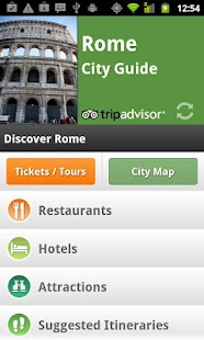 Rome City Guide - screenshot thumbnail