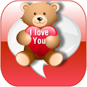 Love messages collection icon