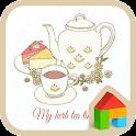 My sweet herb tea garden Dodol icon