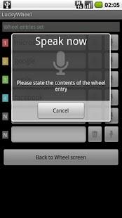 LuckyWheel- screenshot thumbnail