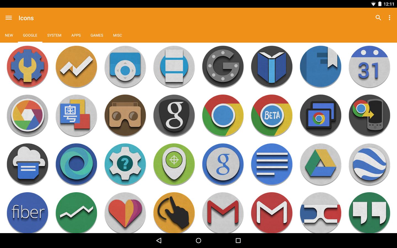 Aloha - Icon Pack - screenshot