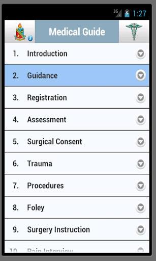 LSK: French-Medical Guide