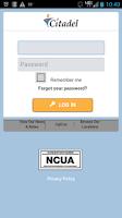 Screenshot of Citadel Mobile Banking