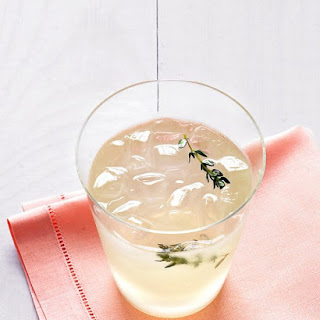 Thyme Lemonade.