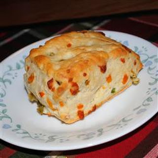 Cheese Biscuits II.