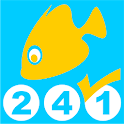 Counting Fish: Kids Math Game icon