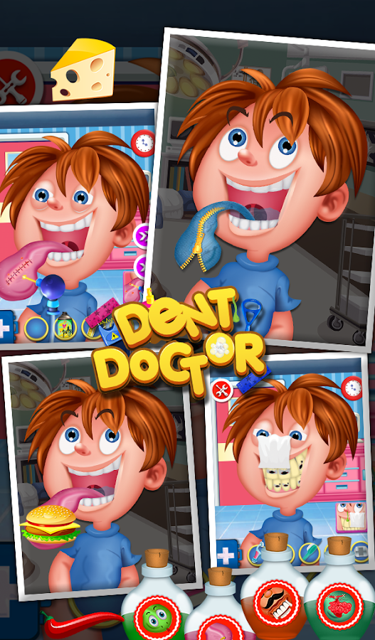 Dent Doctor - Kids Game- screenshot