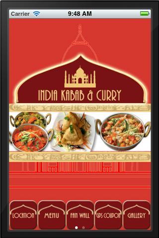 India Kabab