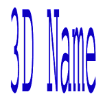 3D Name 3.0 APK for Android APK