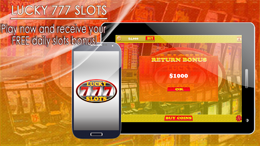 Lucky 777 Slots
