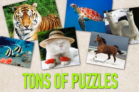 Pop Puzzle - Fun Jigsaw Puzzle screenshot