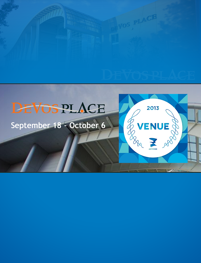 2013 ArtPrize Venue DeVos - screenshot