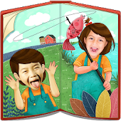 Me in a Storybook: Farm (Kids)