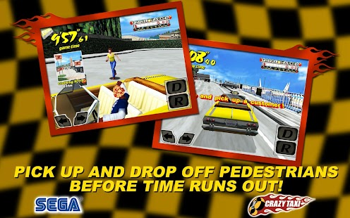 Crazy Taxi Classic Screenshot 8